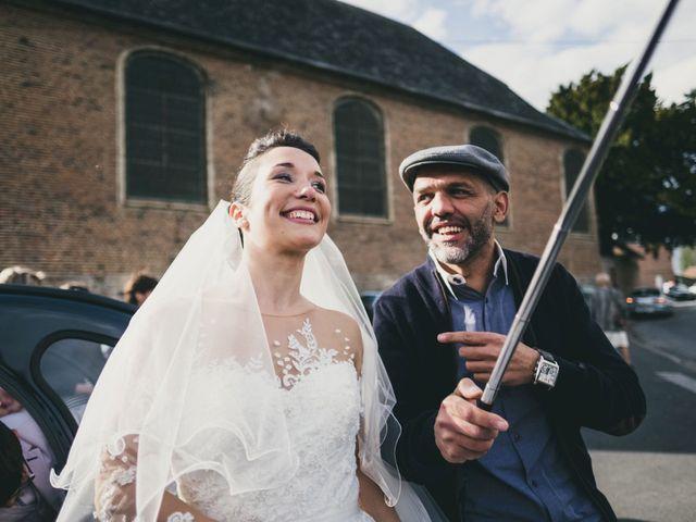 Le mariage de Christophe et Sabrina à Goeulzin, Nord 46