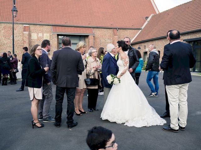 Le mariage de Christophe et Sabrina à Goeulzin, Nord 50