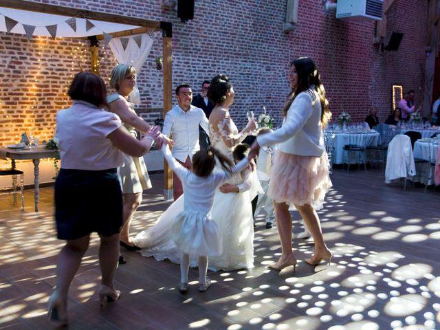Le mariage de Christophe et Sabrina à Goeulzin, Nord 62