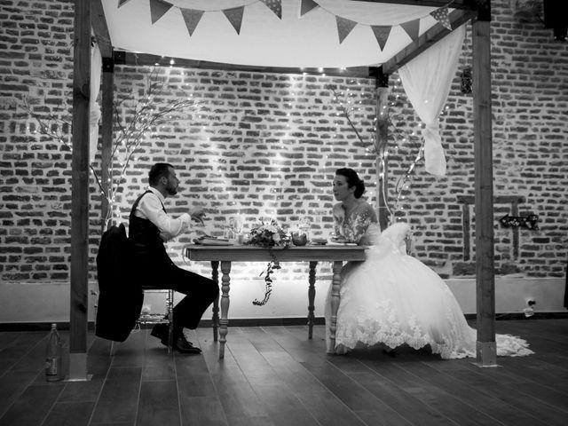 Le mariage de Christophe et Sabrina à Goeulzin, Nord 67