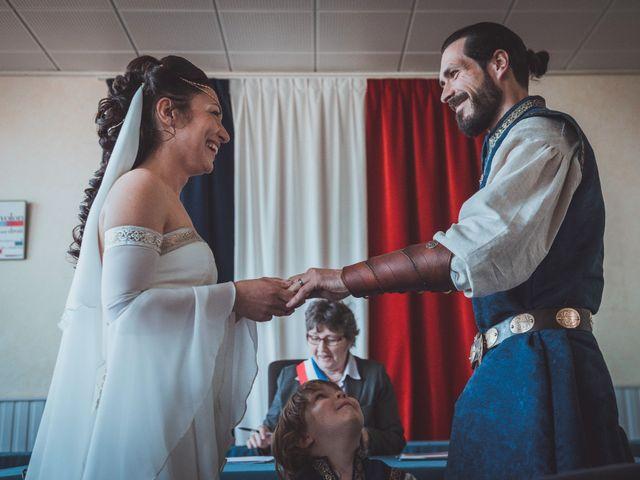 Le mariage de Florent et Nathalie à Couëron, Loire Atlantique 16