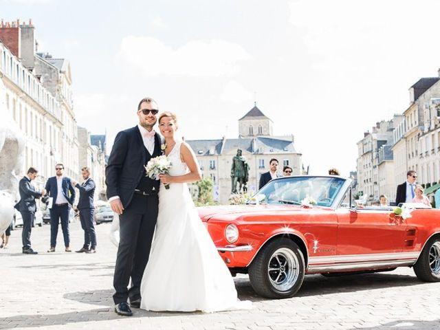 Le mariage de Nicolas et Elodie à Caen, Calvados 5