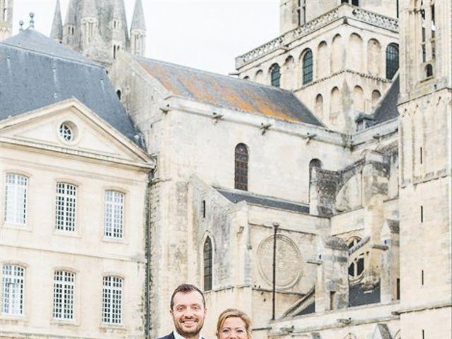 Le mariage de Nicolas et Elodie à Caen, Calvados 6