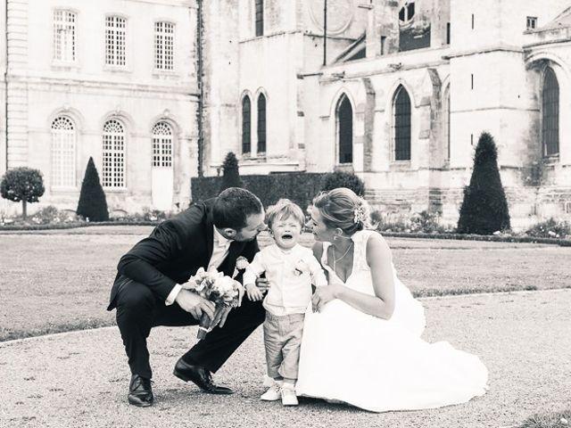 Le mariage de Nicolas et Elodie à Caen, Calvados 10