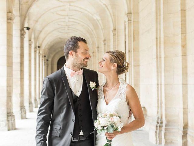 Le mariage de Nicolas et Elodie à Caen, Calvados 11