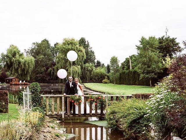 Le mariage de Nicolas et Elodie à Caen, Calvados 15