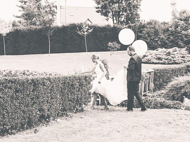 Le mariage de Nicolas et Elodie à Caen, Calvados 21