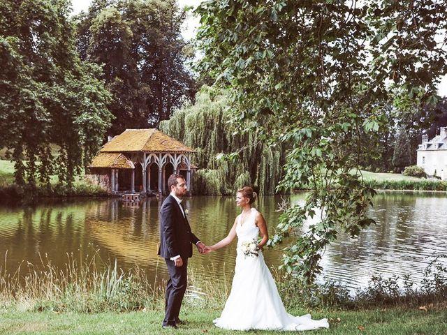 Le mariage de Nicolas et Elodie à Caen, Calvados 22