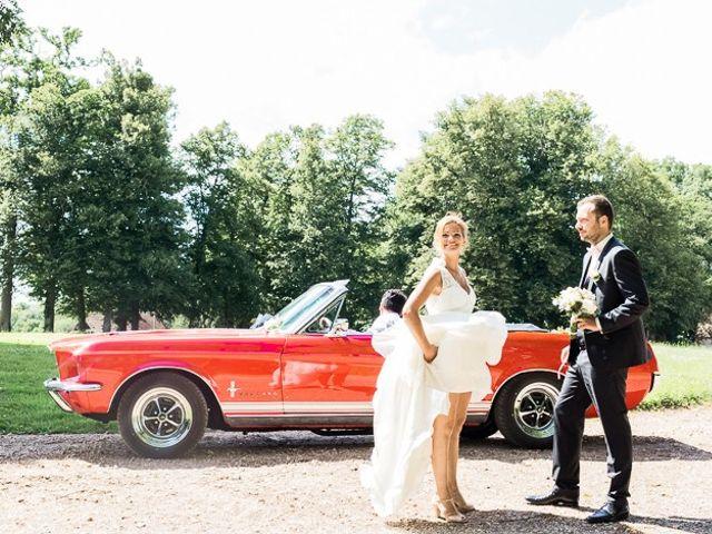 Le mariage de Nicolas et Elodie à Caen, Calvados 23