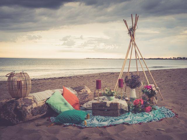 Le mariage de Vincent et Anais à La Couarde-sur-Mer, Charente Maritime 28