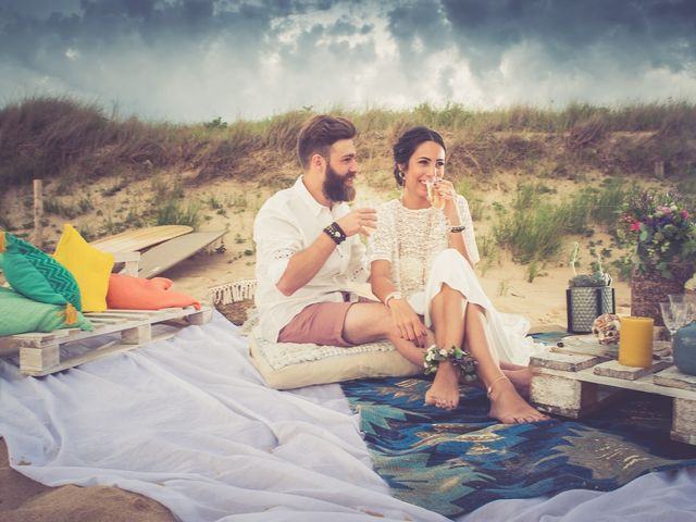 Le mariage de Vincent et Anais à La Couarde-sur-Mer, Charente Maritime 39
