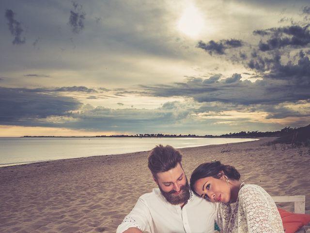 Le mariage de Vincent et Anais à La Couarde-sur-Mer, Charente Maritime 49