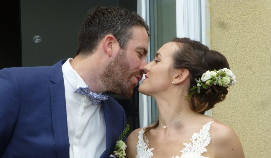 Le mariage de Damien et Fanny à Choué, Loir-et-Cher