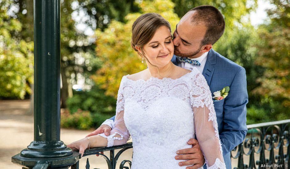 Le mariage de Damien et Léa à Tours, Indre-et-Loire