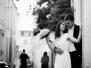 Le mariage de Dumitru et Mihaela