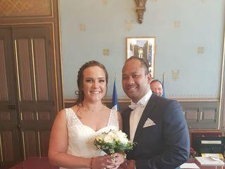 Le mariage de Josephine et Sambo
