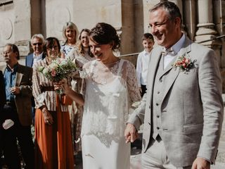 Le mariage de Catherine et Thierry 1