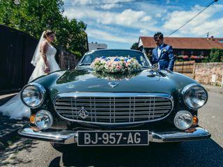 Le mariage de Thomas et Stefany 1