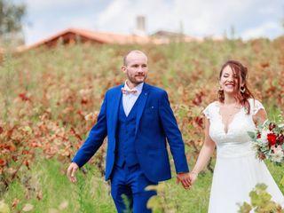 Le mariage de Lê-lan et Maxime