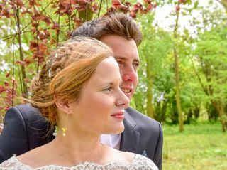Le mariage de Ingrid et Pierre