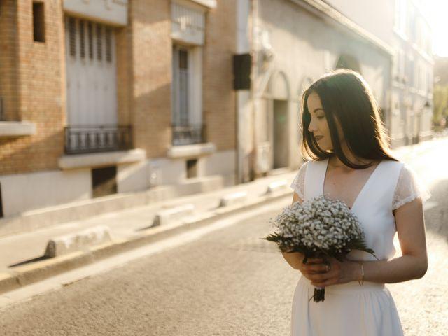 Le mariage de Mihaela et Dumitru à Paris, Paris 2