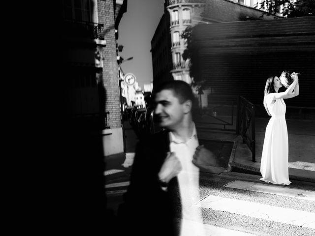 Le mariage de Mihaela et Dumitru à Paris, Paris 3