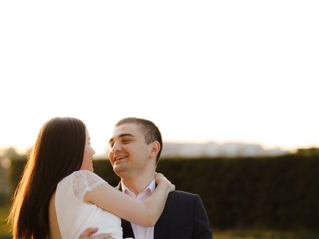 Le mariage de Mihaela et Dumitru à Paris, Paris 6