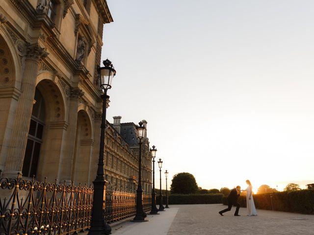 Le mariage de Mihaela et Dumitru à Paris, Paris 8