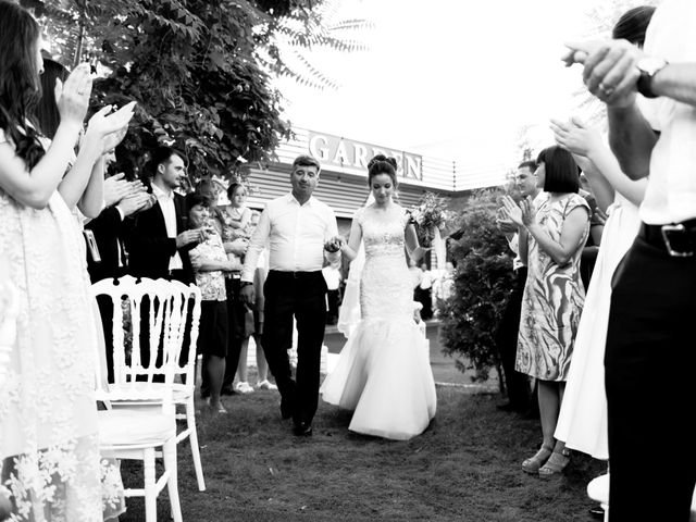 Le mariage de Mihaela et Dumitru à Paris, Paris 25