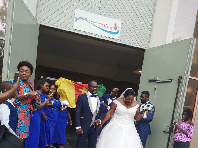 Le mariage de Emmanuel  et Edwige  à Cergy, Val-d'Oise 2