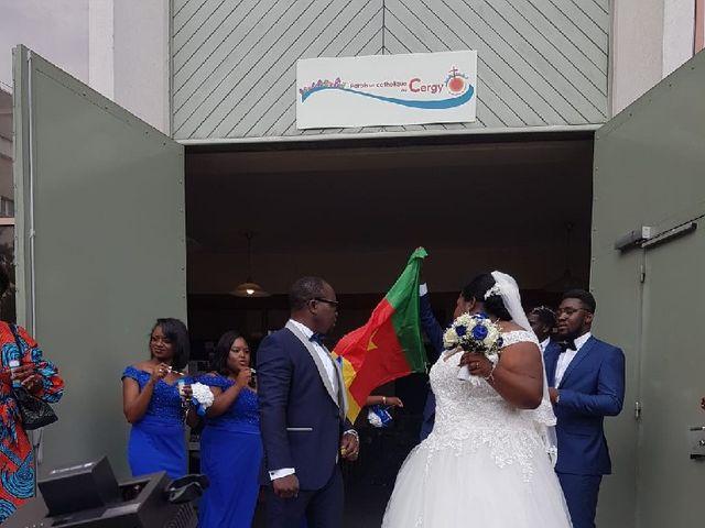 Le mariage de Emmanuel  et Edwige  à Cergy, Val-d'Oise 3