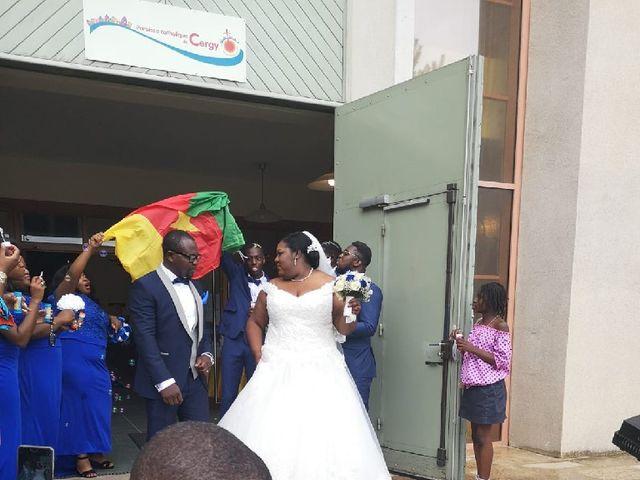 Le mariage de Emmanuel  et Edwige  à Cergy, Val-d'Oise 6