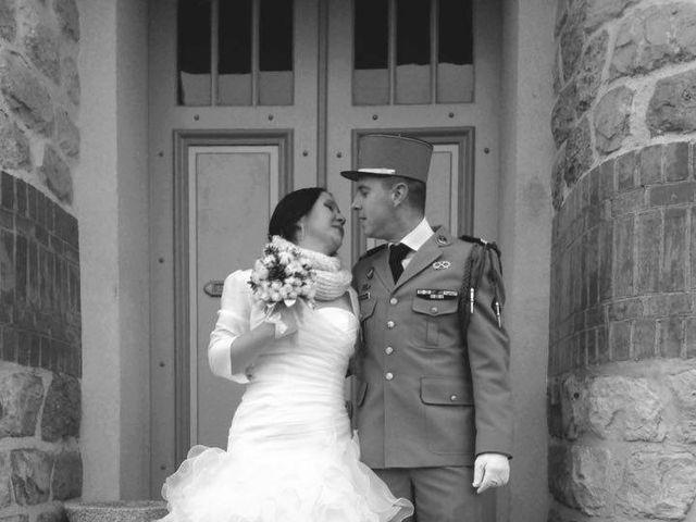 Le mariage de Benjamin et Julie à Dontrien, Marne 5