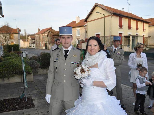 Le mariage de Benjamin et Julie à Dontrien, Marne 38