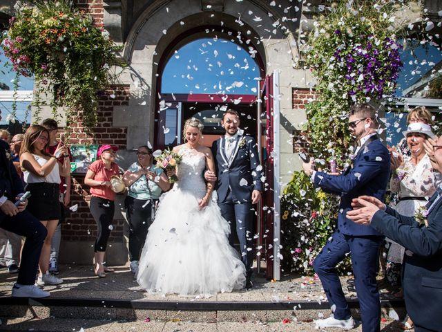 Le mariage de Stéphanie et Jonathan