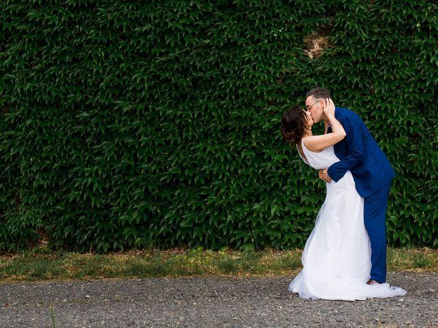 Le mariage de Corinne et Michaël
