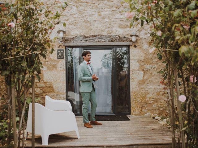 Le mariage de Florian et Noémie à Auch, Gers 6