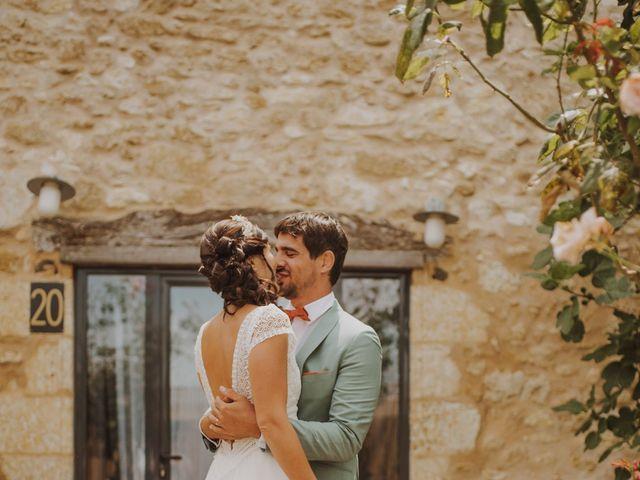 Le mariage de Florian et Noémie à Auch, Gers 7