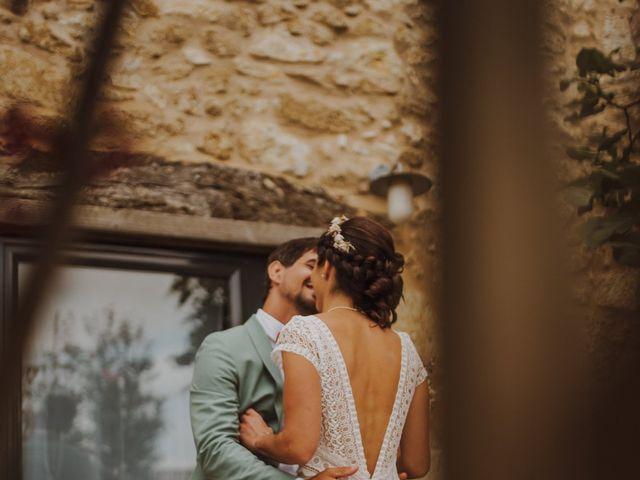 Le mariage de Florian et Noémie à Auch, Gers 8