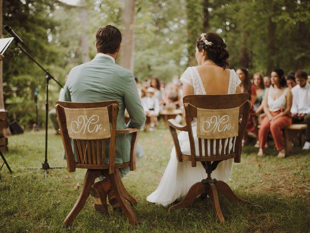 Le mariage de Florian et Noémie à Auch, Gers 21