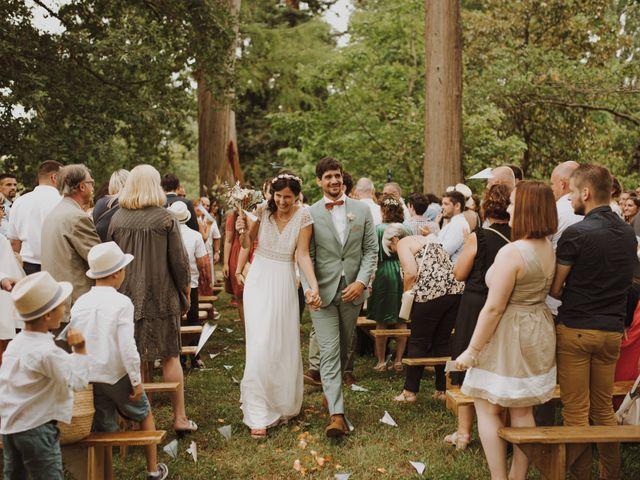 Le mariage de Florian et Noémie à Auch, Gers 27