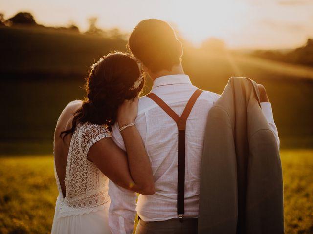 Le mariage de Florian et Noémie à Auch, Gers 1
