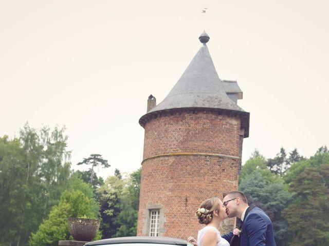 Le mariage de Clement et Cécile à Monceau-Saint-Waast, Nord 3