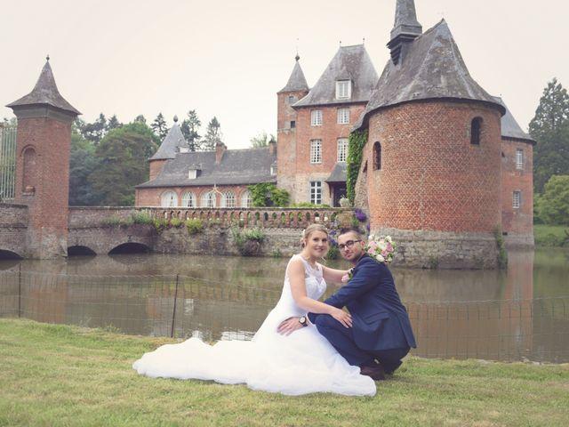 Le mariage de Clement et Cécile à Monceau-Saint-Waast, Nord 1