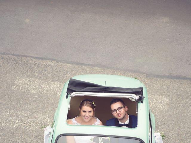 Le mariage de Clement et Cécile à Monceau-Saint-Waast, Nord 6