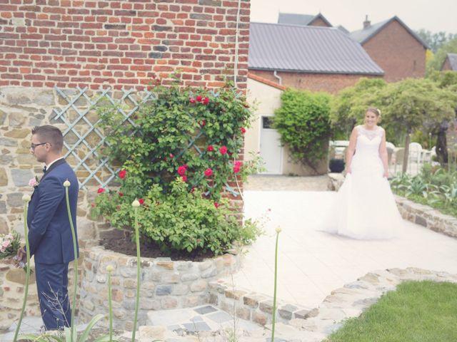 Le mariage de Clement et Cécile à Monceau-Saint-Waast, Nord 2
