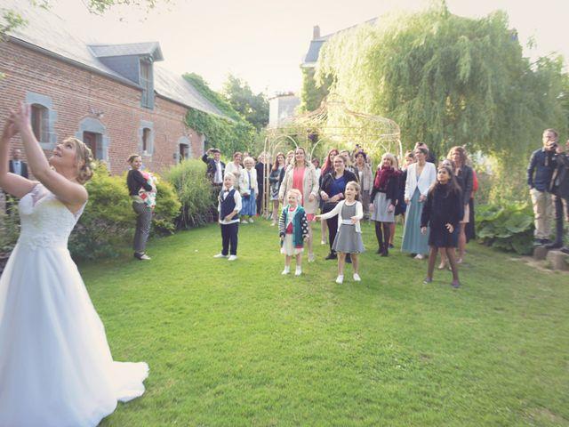 Le mariage de Clement et Cécile à Monceau-Saint-Waast, Nord 15