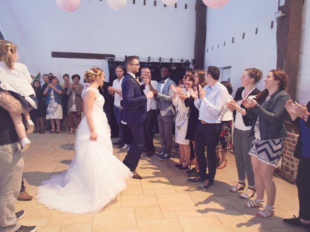 Le mariage de Clement et Cécile à Monceau-Saint-Waast, Nord 18