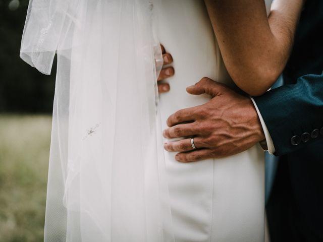 Le mariage de Jérome et Mathilde à Le Faouët, Morbihan 90