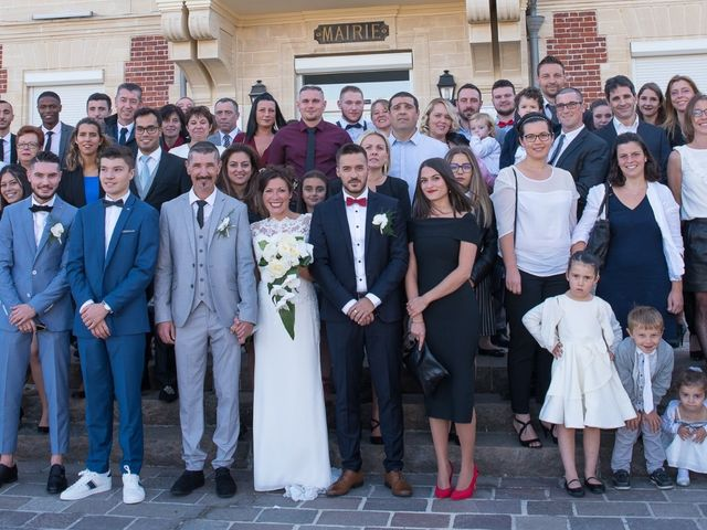 Le mariage de Christophe et Patricia à Luzarches, Val-d'Oise 10